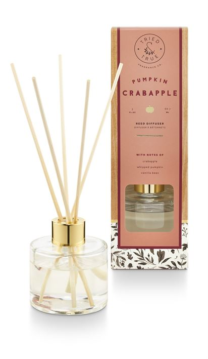 Tried & True Pumpkin Crabapple 3oz Diffuser