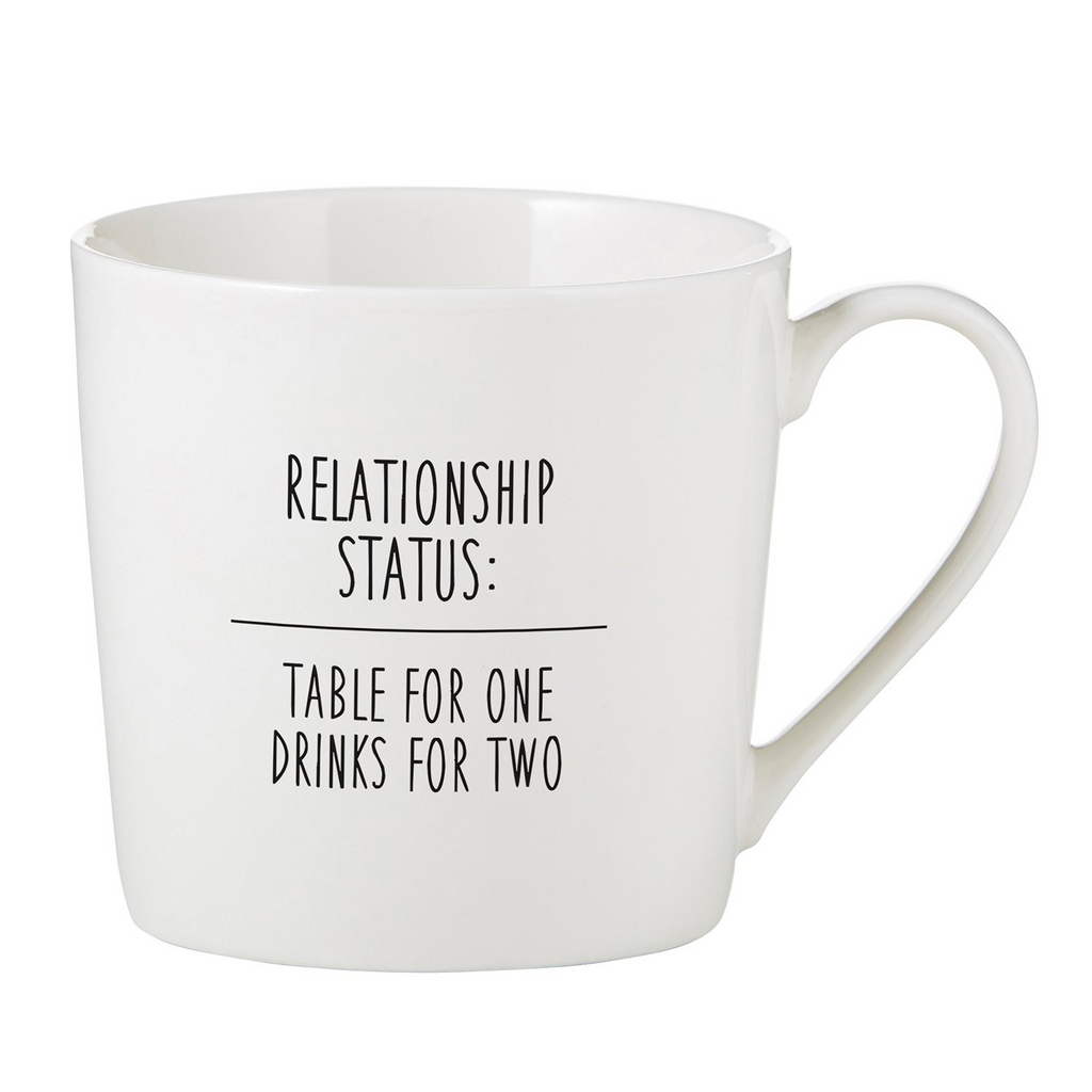 Relationship Status Coffee Mug