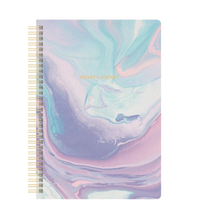 Dreams and Schemes Undated 52 week Planner