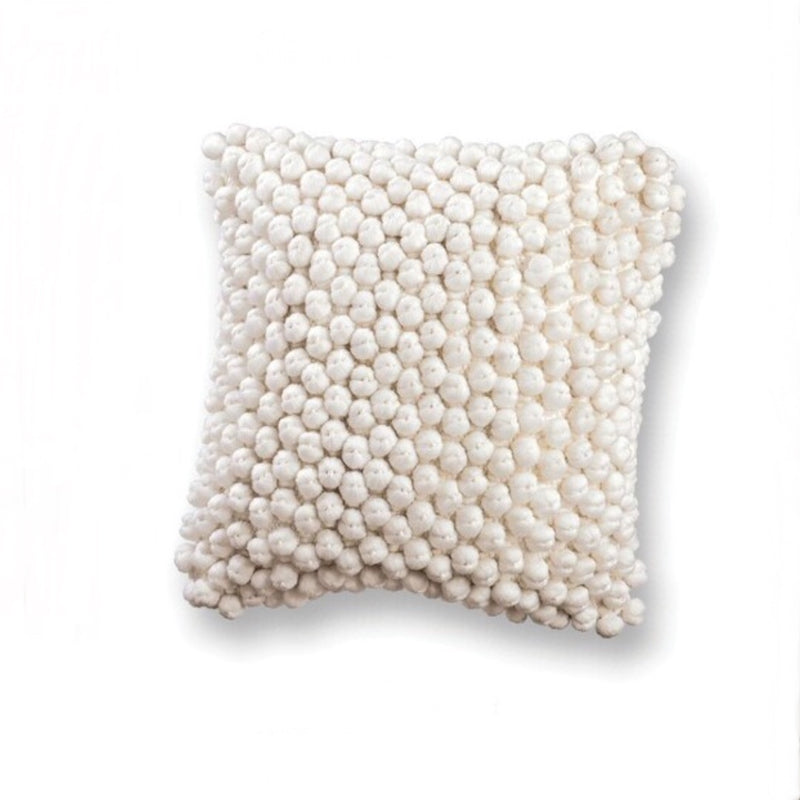 Knotted Decorative Throw Pillow