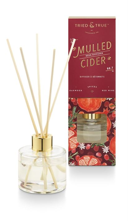 Tried & True Mulled Cider 3oz Diffuser