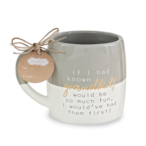 Funny Grandparent Mug