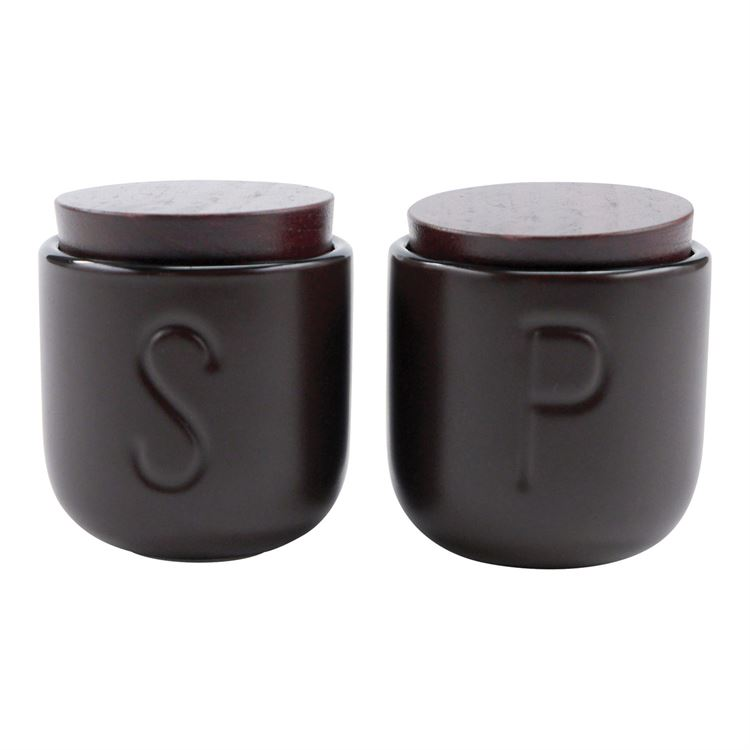 Salt & Pepper Pinch Pots