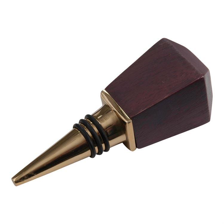 Heartwood Wine Stopper