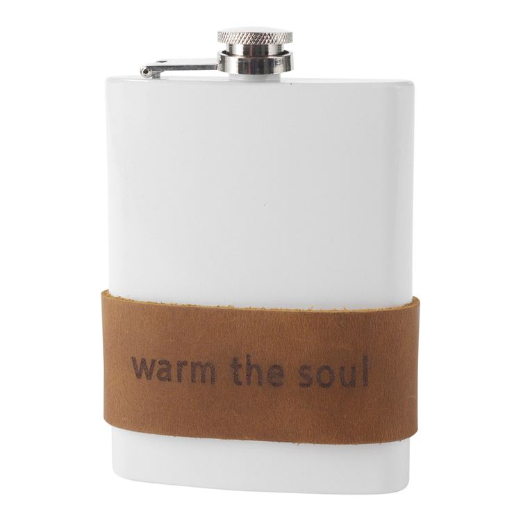 Warm the Soul Boxed Flask