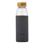 Hydrate - Water Bottle with Bamboo Lid