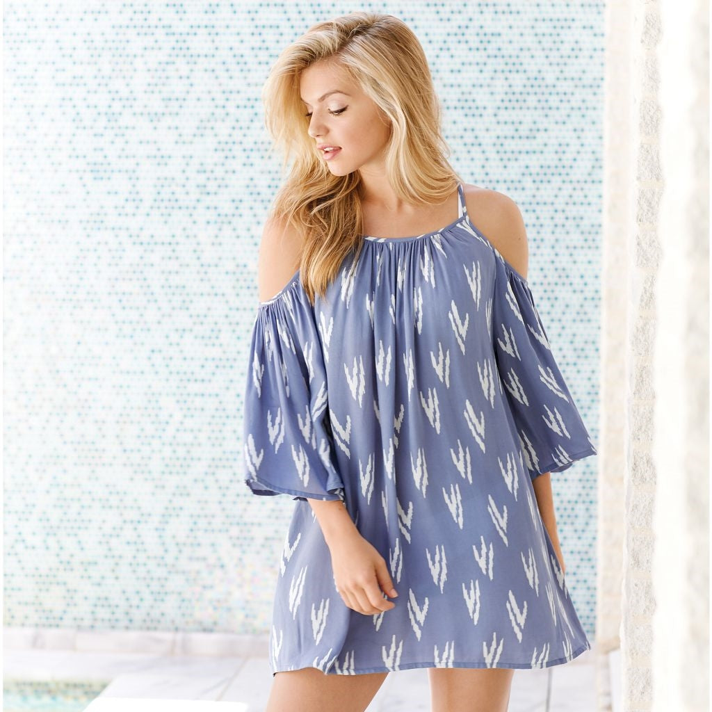 Lilly Stonewash Cover Up - Medium