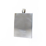 Harrison Stainless Steel Slim Flask by Viski