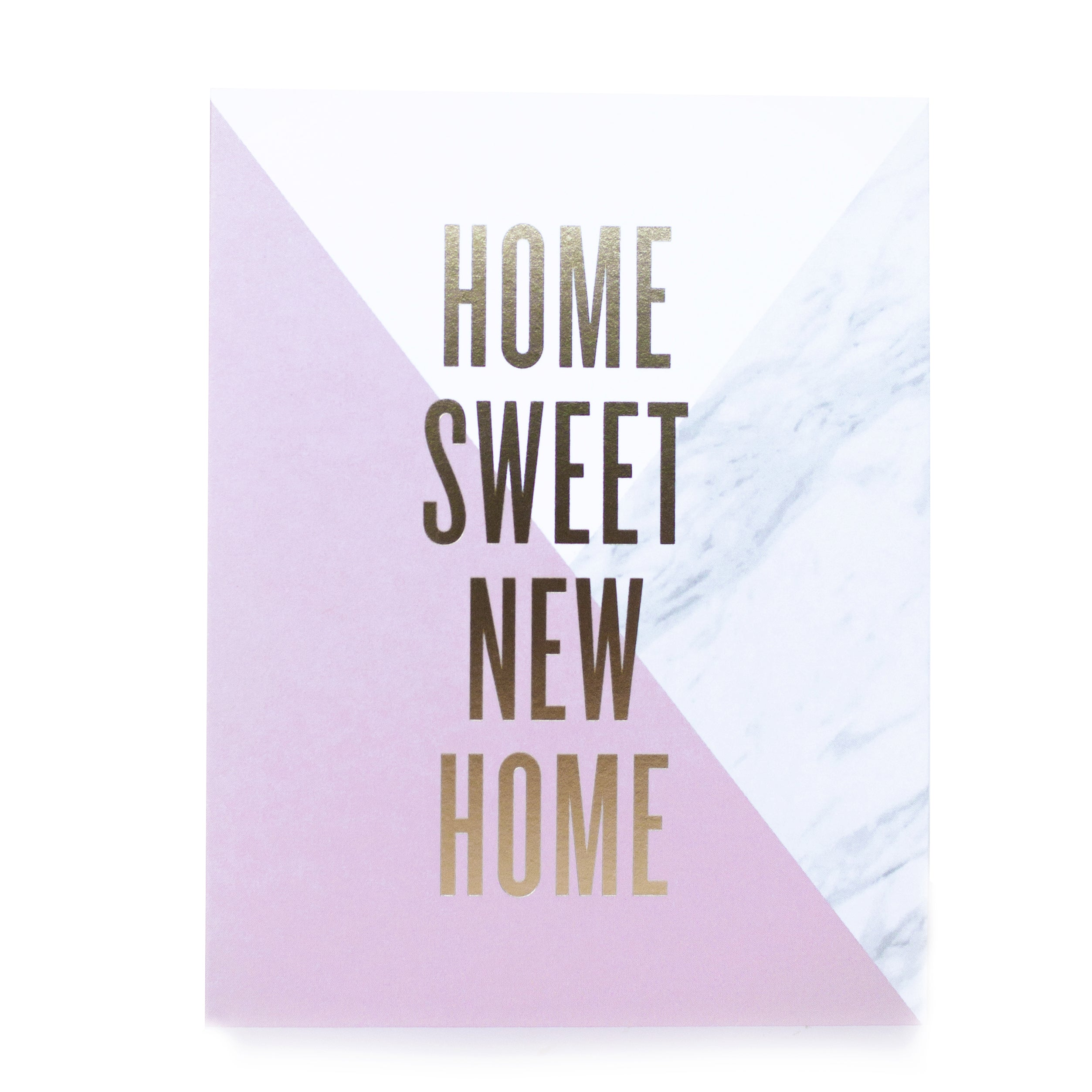 Home Sweet New Home Greeting Card