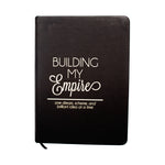 Building My Empire Notebook