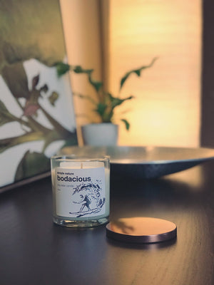 Simple Nature Bodacious Candle