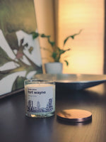 Simple Nature Fort Wayne Candle