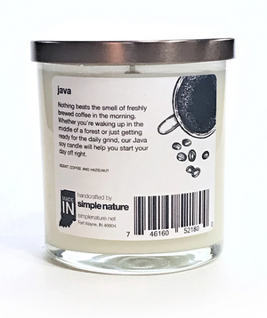 Simple Nature Java Candle