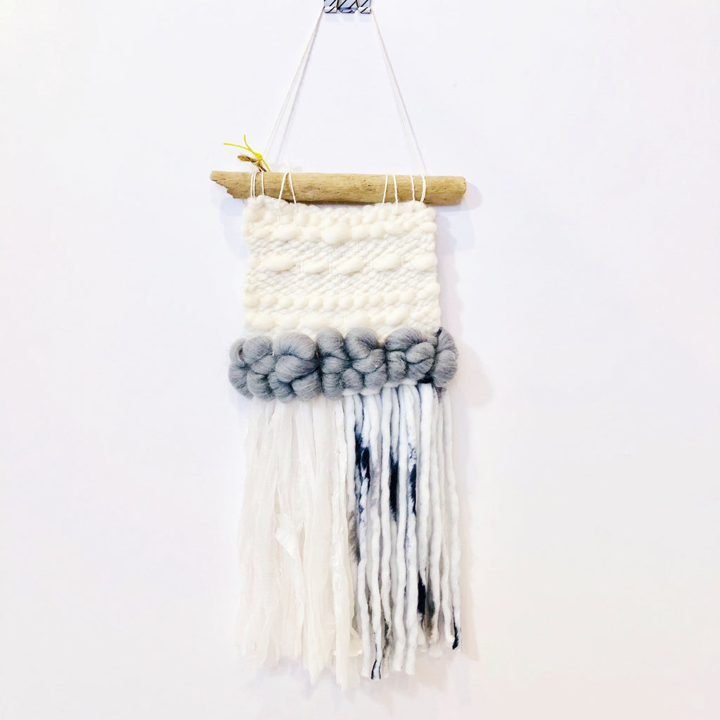 Weavhaus Blue Tutu Wall Hang