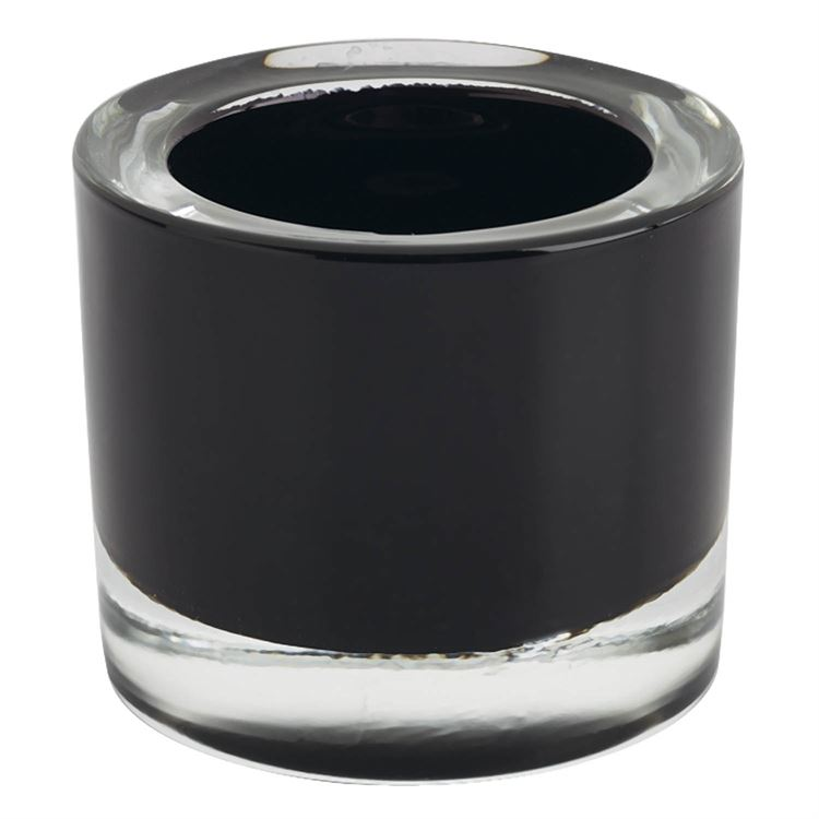 Black Votive Candle Holder