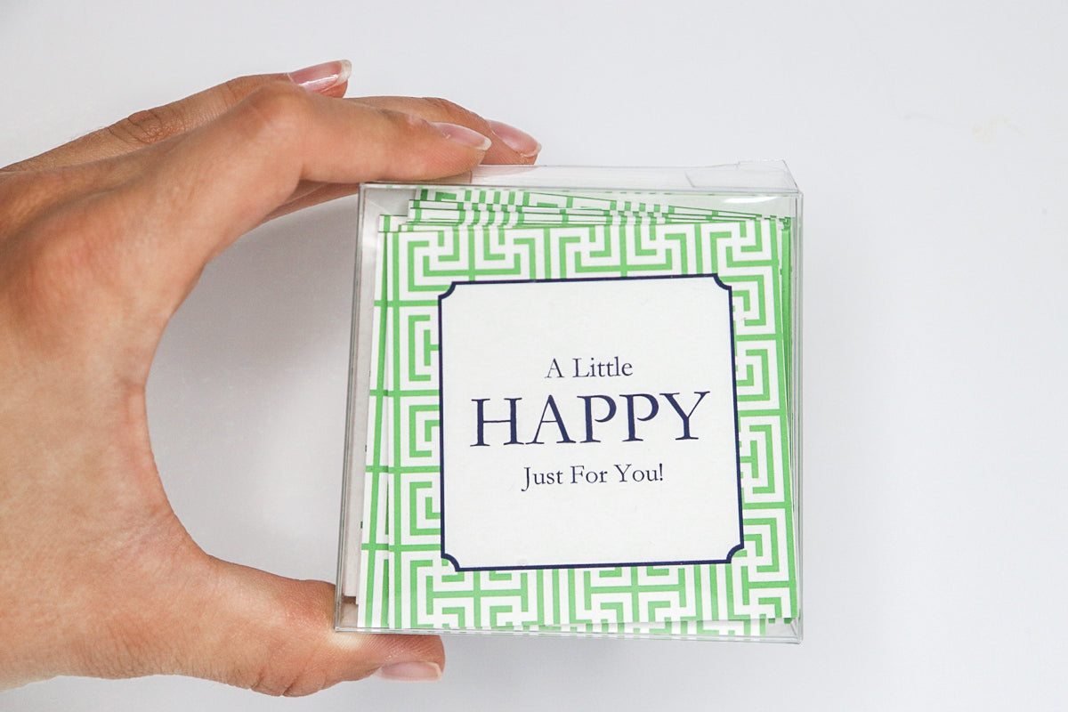 Hostess Gift Enclosure Cards