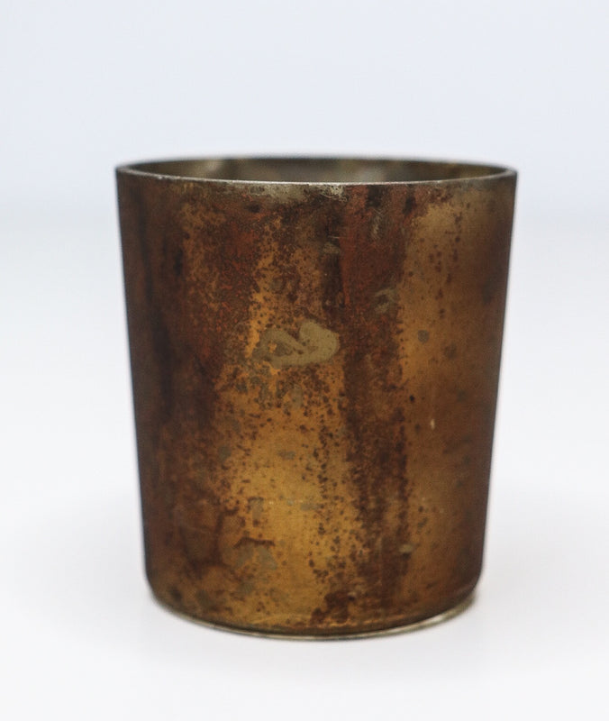 Bronze Votive Candle Holder