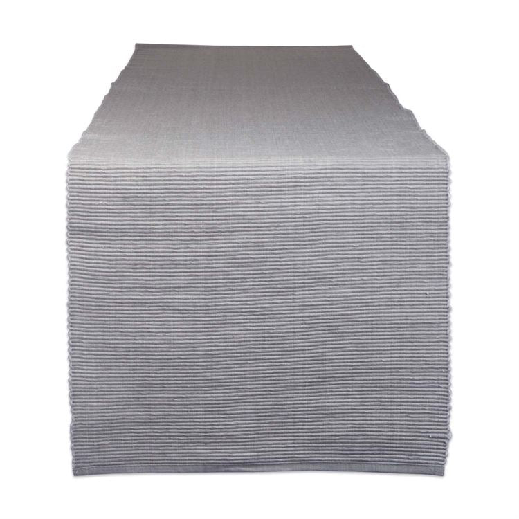 Dove Grey Table Runner