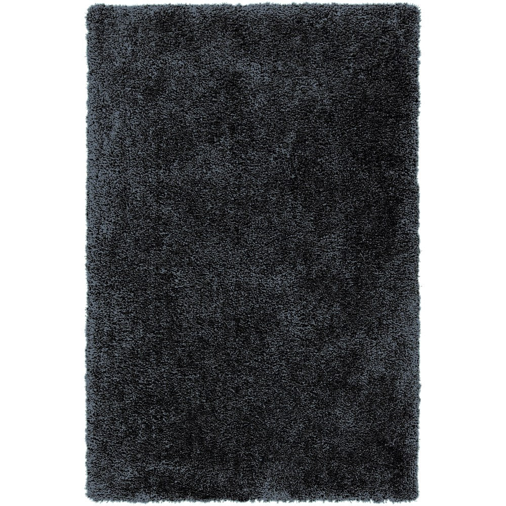 Area Rug - Navy Shag