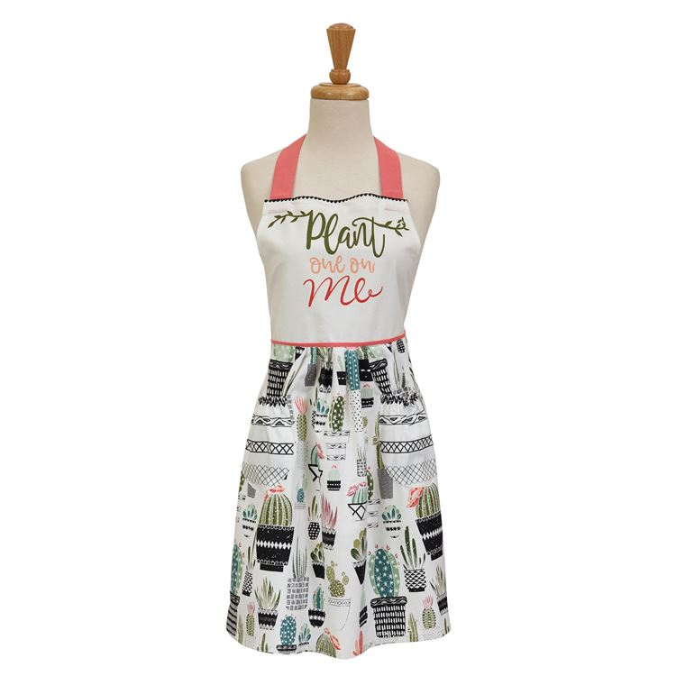 Plant One On Me Apron