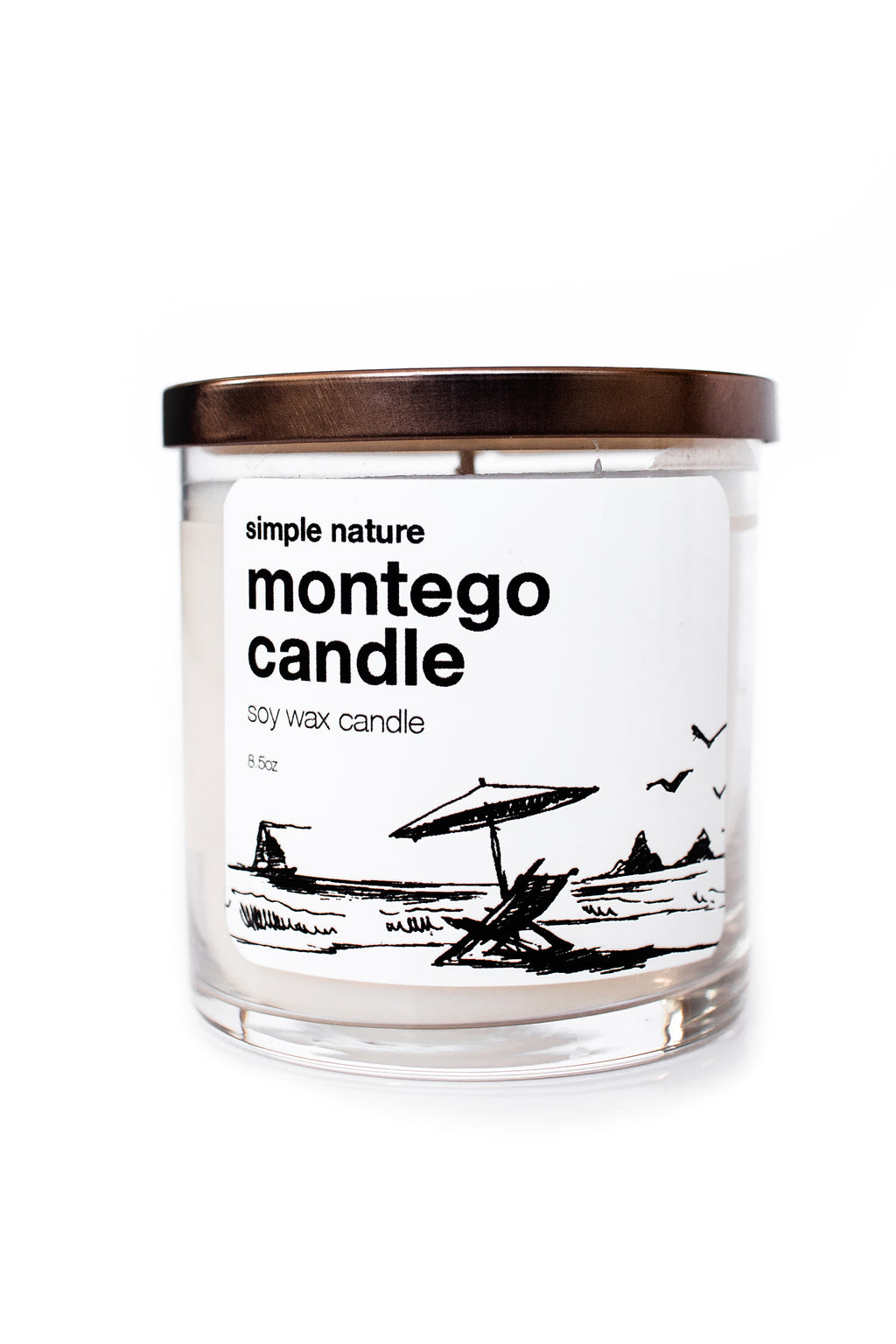 Simple Nature Montego Candle