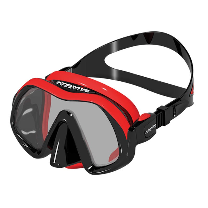 ATOMIC BEST IN DIVE MASK SNORKEL FIN PACKAGE