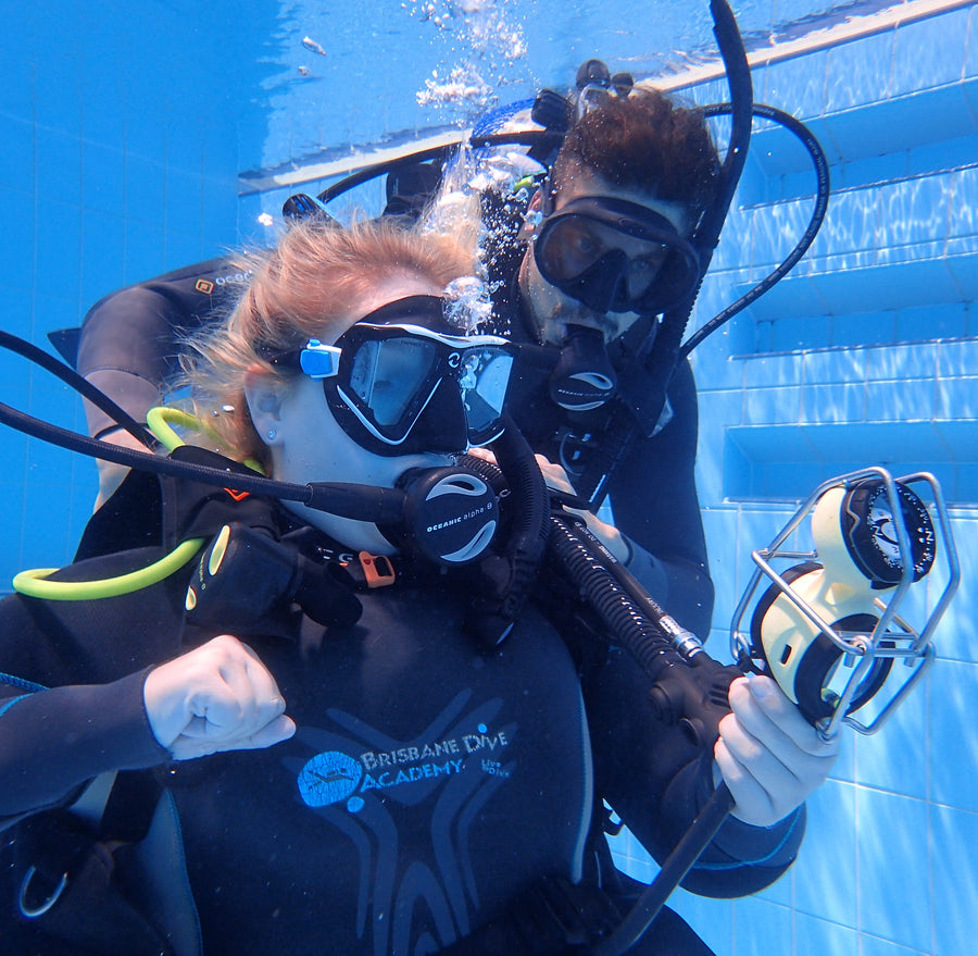 2 DAY PRIVATE PADI OPEN WATER DIVER COURSE