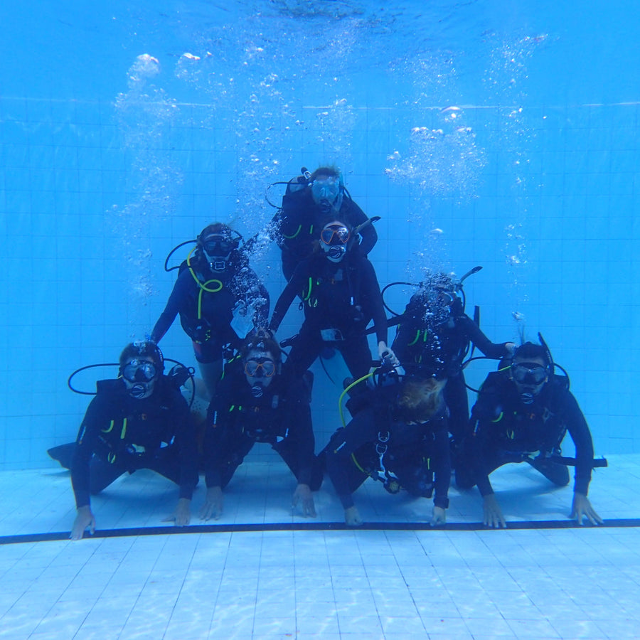 2 DAY PADI OPEN WATER DIVER COURSE