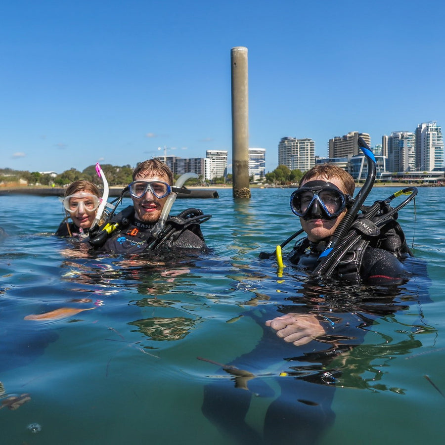 TWEED HEADS SHORE DIVE
