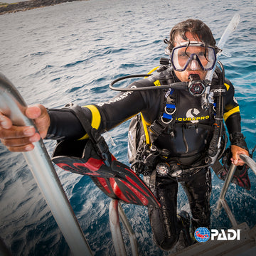 PADI OPEN WATER & ADVANCED OPEN WATER DIVER COMBO