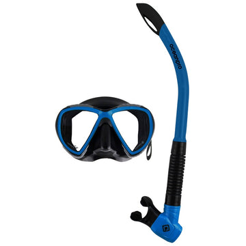 OCEANPRO ENTRY LEVEL MASK SNORKEL FIN PACKAGE