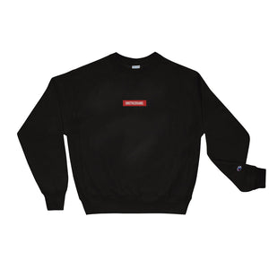 Champion Classic Bar Sweatshirt - Black/Red