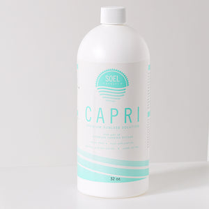 capri tanning solution 32oz
