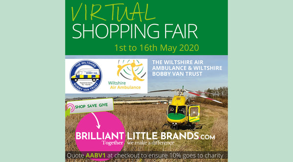 Brilliant Little Brands Virtual Fairs