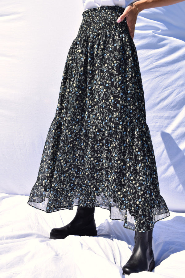Alexio skirt, Black