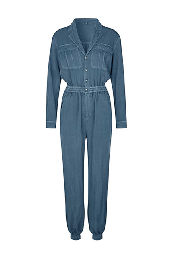 Jerica, jumpsuit blue
