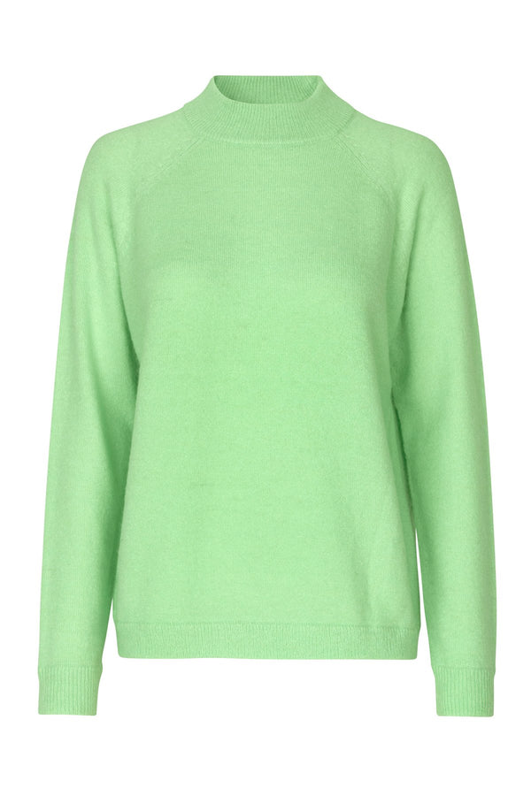 Elwira, jumper green