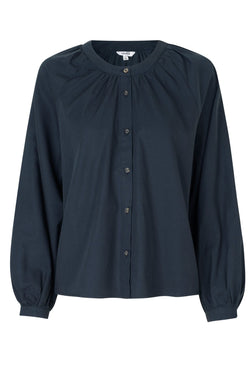 Raegan, blouse navy