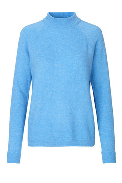 Elwira, jumper blue