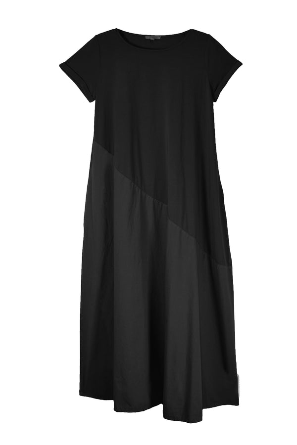 Humility dress, Black