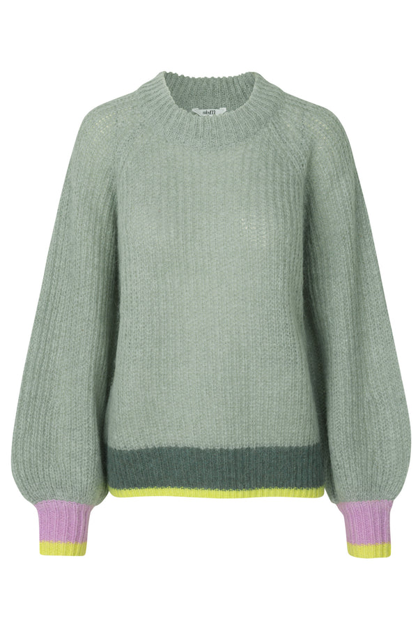 Jacki jumper, sage green