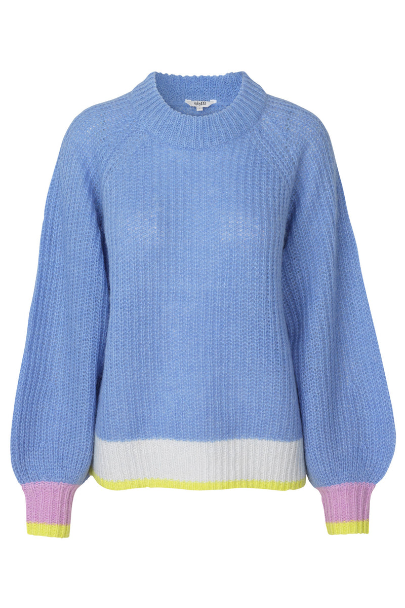Jacki jumper, soft blue