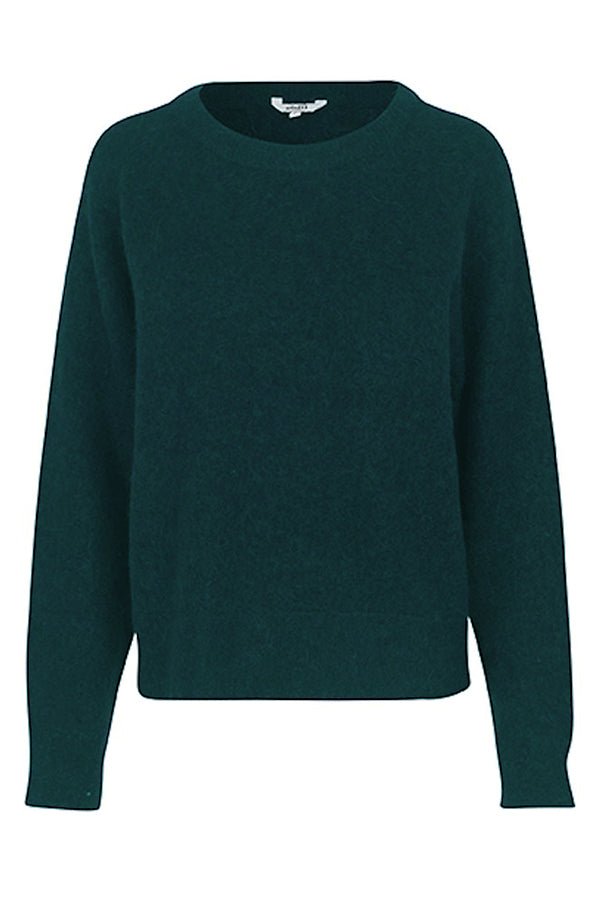 Ressie jumper, Teal