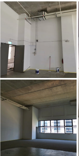 One-Stop Office Turnkey Renovation Services