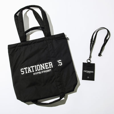 "STATIONERIES by HYPEBEAST × FRAGMENT ""HYPB/FRGMT"""