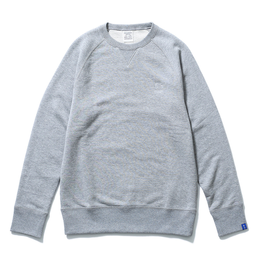 CREW NECK SLIM SWEAT