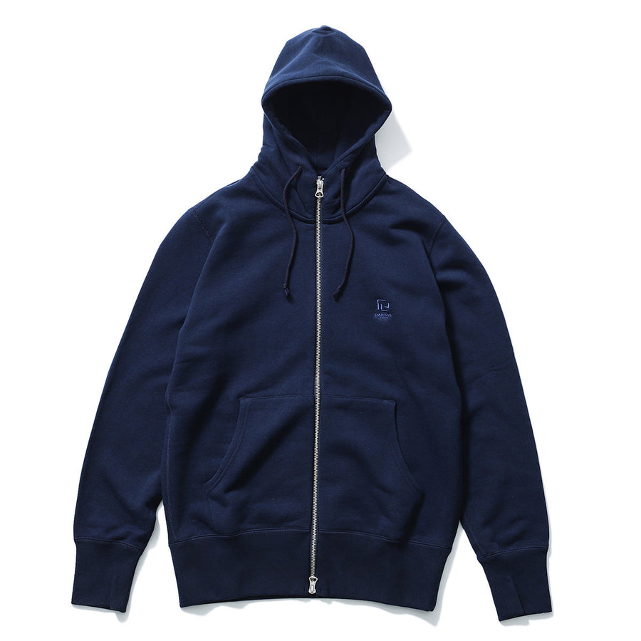 HIGH ZIP PARKA