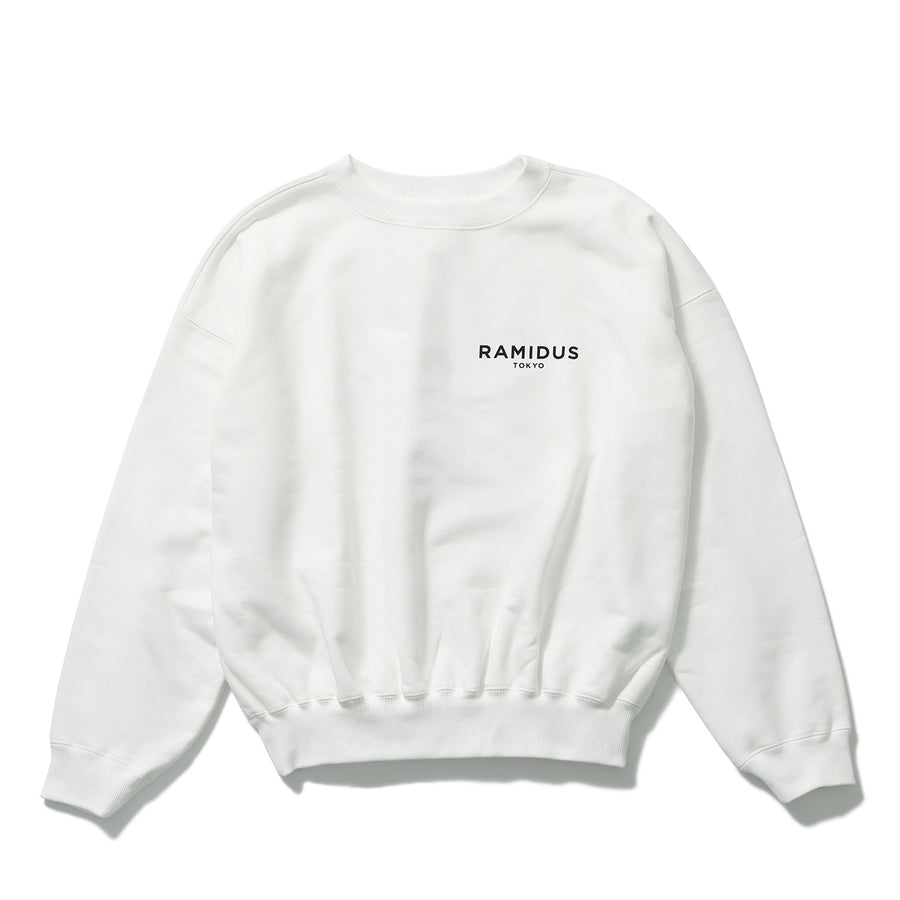 BIG LOGO CREW SWEATSHIRT