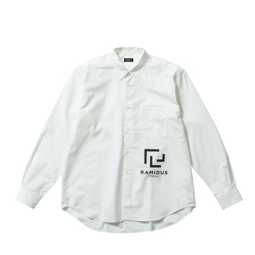 BIG LOGO PRINT SHIRT