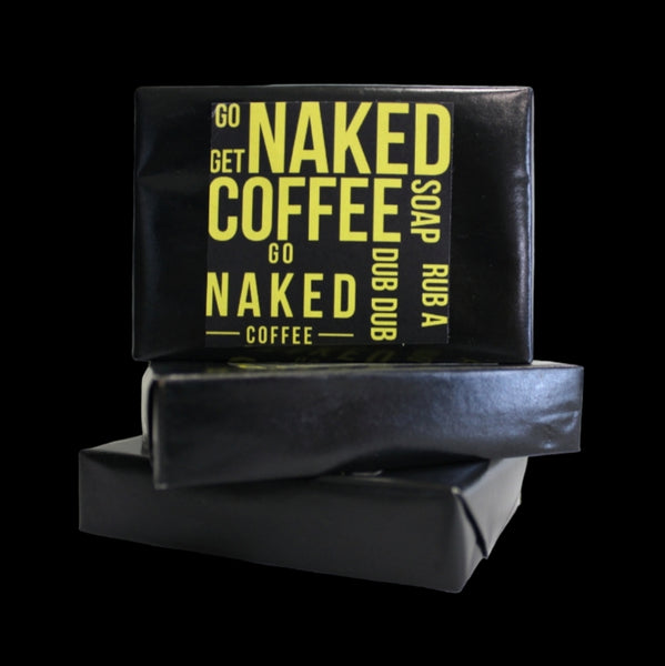 Natural Coffee Soap